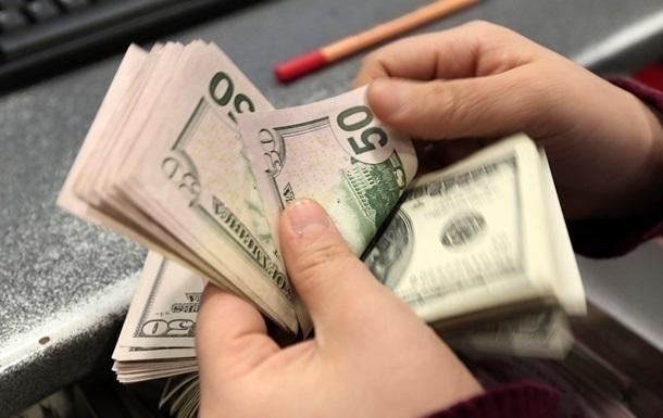 Спрос населения на валюту падает - НБУ