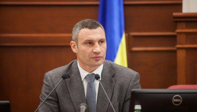 Кличко допустил закрытие Киева на въезд и выезд