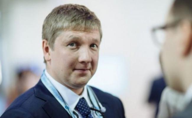 """Коболев: ведем переговоры с США с целью похоронить """"Северный поток-2"""""""