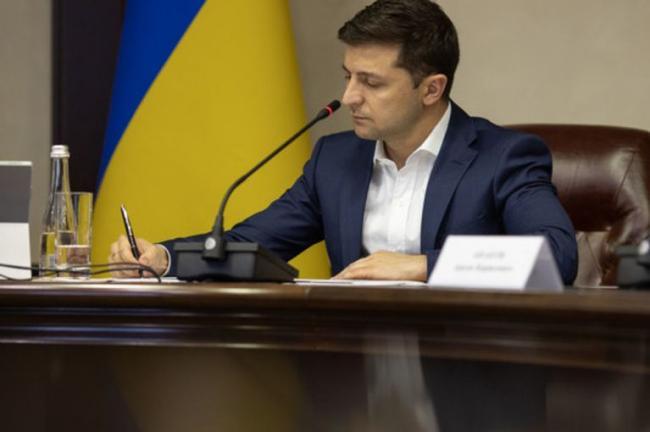 Зеленский утвердил структуру плана обороны Украины