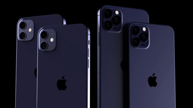 iPhone 12 приписывают камеру на 64 МП