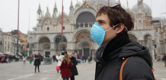 Италия первой в мире ввела «красную зону» коронавируса по всей стране