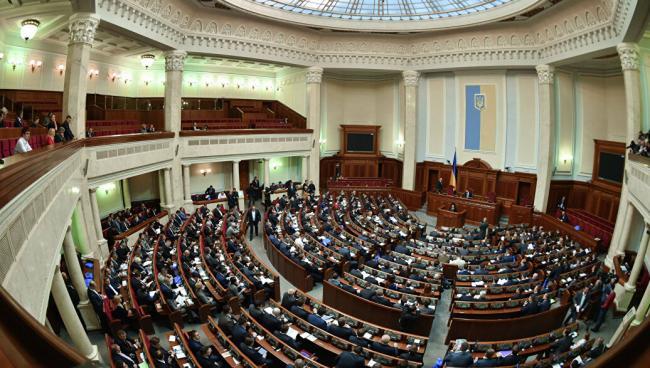 Рада может принять изменения в законе о местном самоуправлении на внеочередном заседании