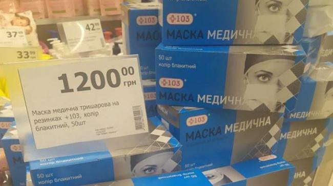 Схема на 15 млн грн. ГПУ разоблачила махинации при продаже медицинских масок в Испанию