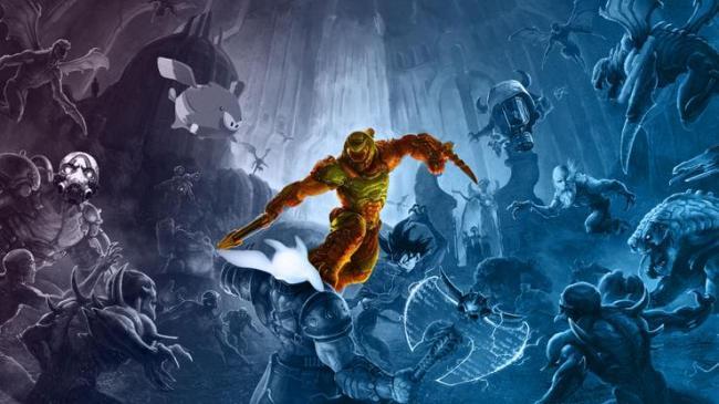 Doom Eternal продаётся намного лучше Half-Life: Alyx на PC