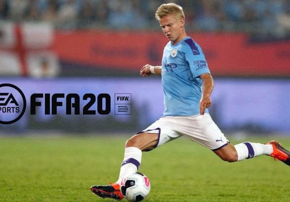 Украинец Зинченко вышел в 1/2 финала турнира по FIFA 20 среди профессиональных футболистов
