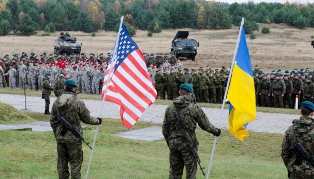 Международные военные учения в Украине перенесли из-за COVID-19