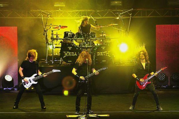 Megadeth готовы начать запись нового альбома