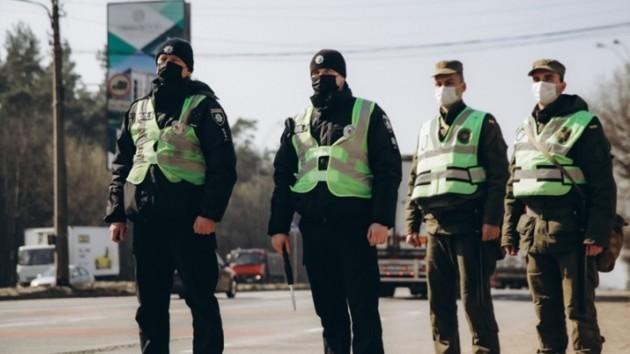 Киев с 16 апреля временно усилит контроль на въездах в город