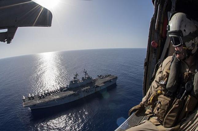 Трамп разрешил американским кораблям открывать огонь по иранским судам