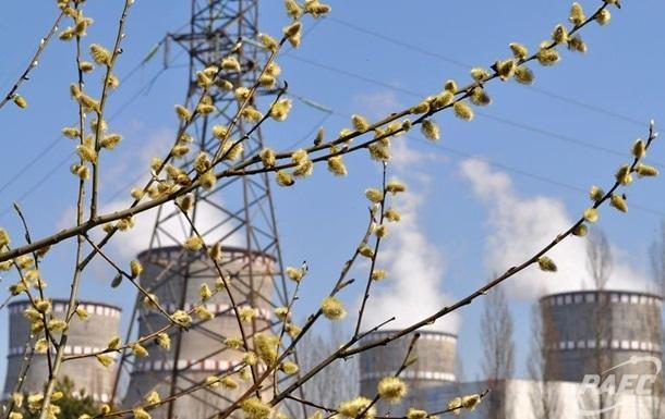 Украина снижает производство электроэнергии