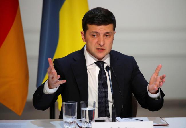 На совещании у Зеленского обсуждали меры по обеспечению украинцев на Пасху