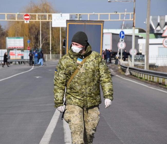 Трое украинцев пытались сбежать от карантина за границу, – ГПСУ