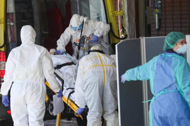 Эпидемия коронавируса в Испании замедлилась
