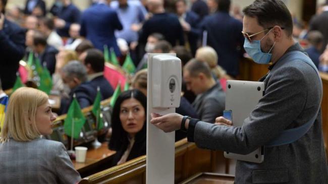 """В Раде хватает голосов для принятия """"антиколомойского"""" закона"""