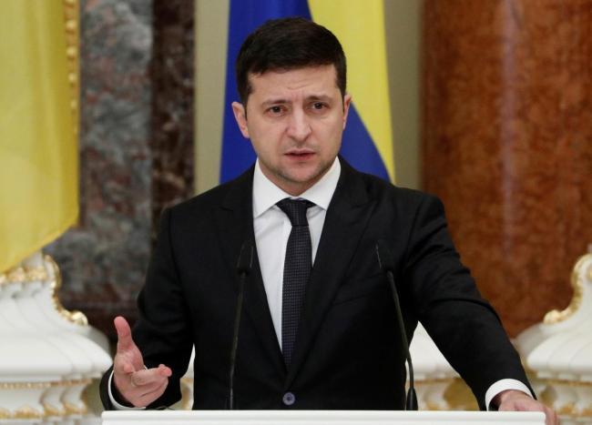 Говорить об улучшении ситуации в Украине сможем после Пасхи, - Зеленский