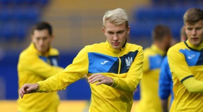 «Бешикташ» положил глаз на полузащитника сборной Украины