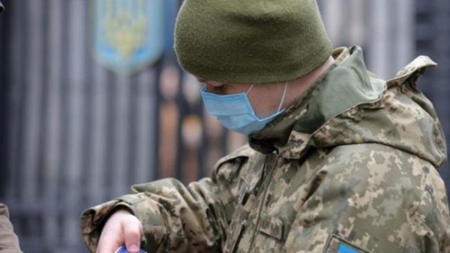 В ВСУ коронавирус зафиксирован у 32 человек