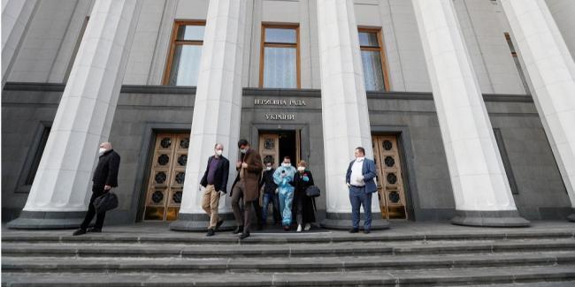 В Слуге народа анонсировали внеочередное заседание Рады