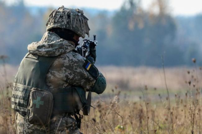 Боевики 8 раз нарушили режим прекращения огня на Донбассе, украинские военные не пострадали