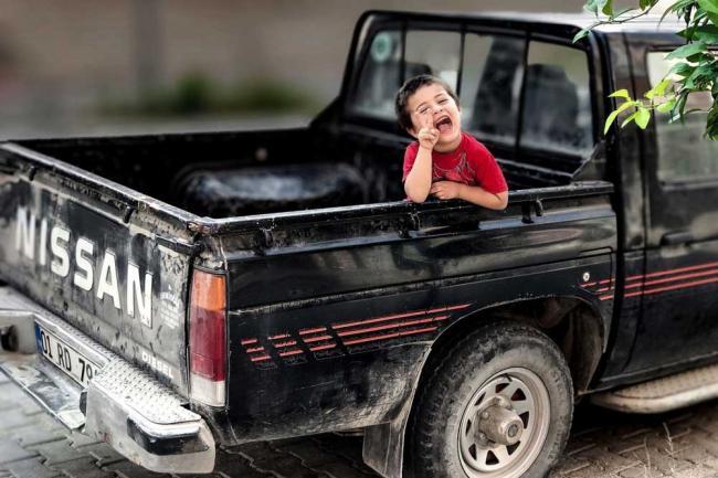 В мире появился тренд называть детей в честь автомобилей