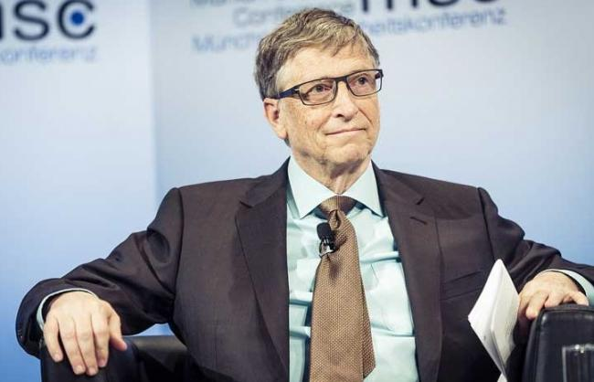 Билл Гейтс: Вакцина против коронавируса будет готова в течение года