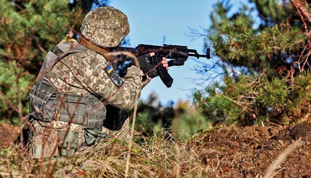 Оккупанты выпустили 30 мин по защитникам Орехово, травмированы трое бойцов ВСУ