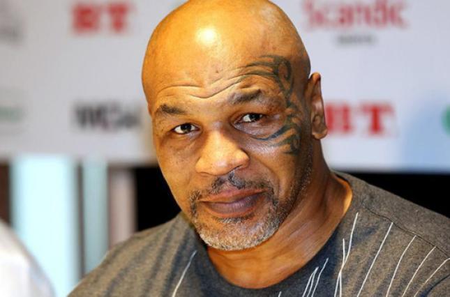 Легендарный  Майк Тайсон начал тренировки перед возвращением на ринг