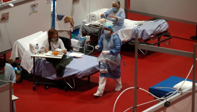 В Испании - наименьшее количество смертей за сутки с начала эпидемии