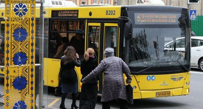 Кабмин увеличит лимит на перевозку пассажиров в общественном транспорте
