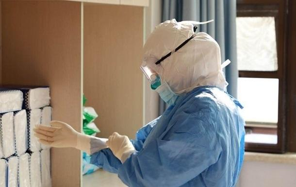 В Киеве коронавирус резко пошел на спад