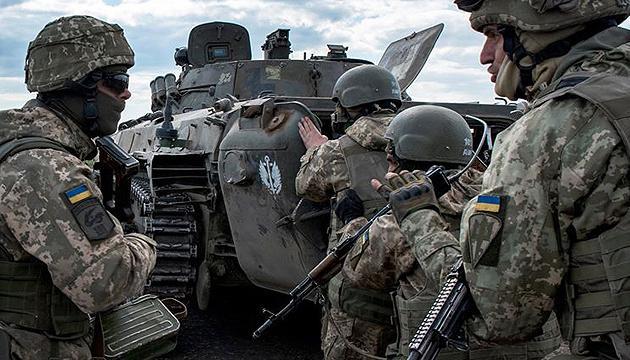 Оккупанты 40 минут обстреливали позиции ВСУ под Орехово из 120-мм минометов