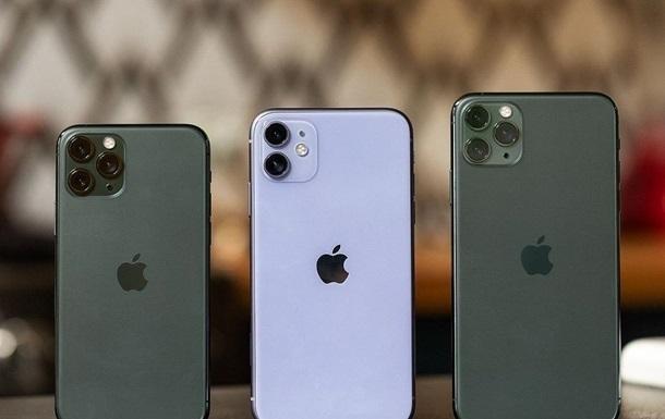 Часть производства Apple перенесли из Китая