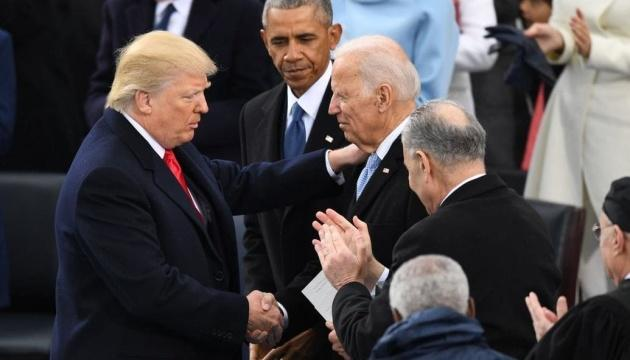 Трамп: Байден не способен исполнять обязанности президента