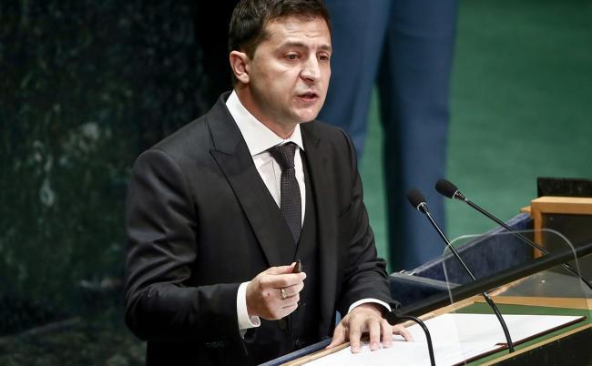 Зеленский выиграл бы первый тур выборов президента, если бы они состоялись сейчас – соцопрос