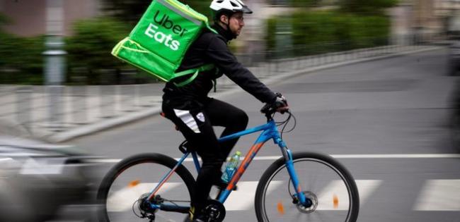 Uber Eats объявил о прекращении работы в Украине