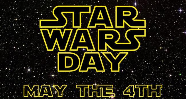 4 мая отмечают Международный День Звездных войн