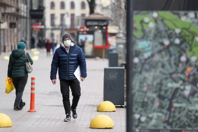 В Киеве грозят ужесточить карантин