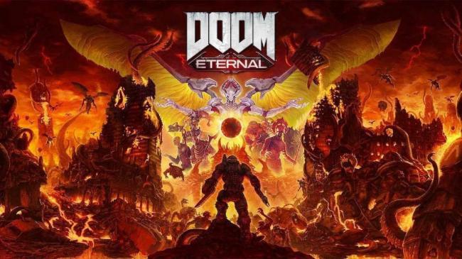 DOOM Eternal стала лидером еженедельного чарта продаж Steam
