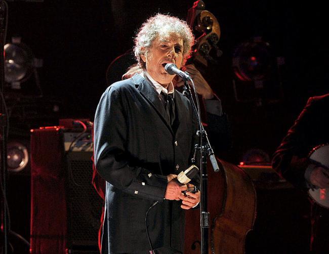 Легендарный  музыкант Боб Дилан выпускает новый альбом