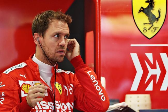 Ferrari прекращает сотрудничество с четырехкратным чемпионом Формулы-1