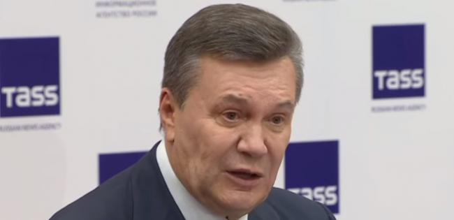 Расстрел Майдана. Суд заочно арестовал Януковича