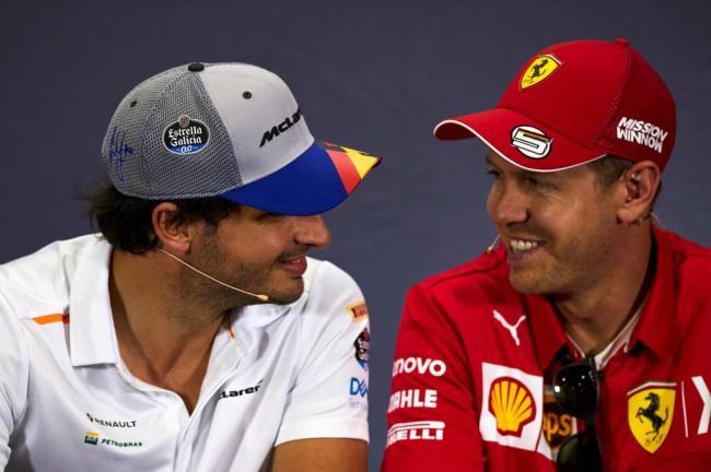 Ferrari определилась с заменой Себастьяна Феттеля