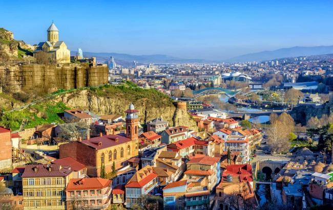 Украина договаривается о возобновлении авиасообщения с Грузией