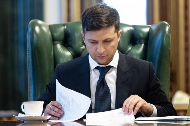 """""""АнтиКоломойский"""" закон направлен на подпись Зеленскому"""