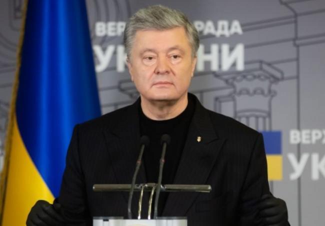 Порошенко за 2019 год потратил свыше 200 млн грн на благотворительность