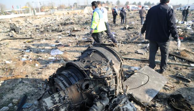 В Иране задержали шестерых человек по делу сбитого самолета МАУ