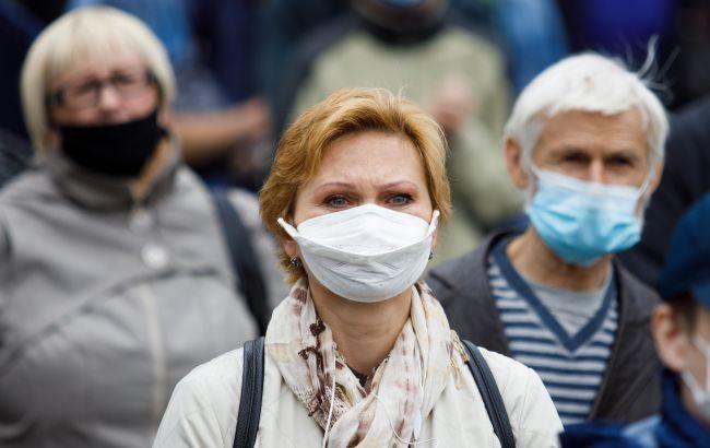 В Украине уже девять регионов не готовы к ослаблению карантина