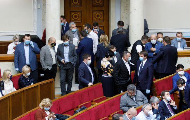 """Свежий рейтинг партий: поддержка """"Слуги народа"""" упала ниже 30%"""
