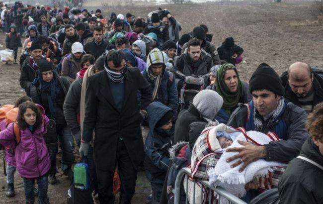 В ЕС резко усилился приток беженцев